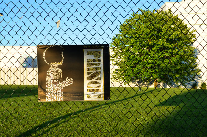 Paisley Park Fence